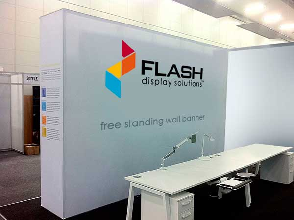 Flash Wall Banner