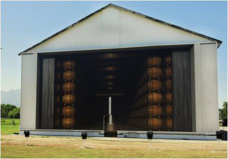 Van Ryn's warehouse facing