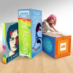 Flash Cubes