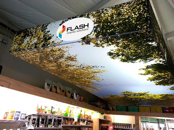 Flash Ceiling Bulkhead