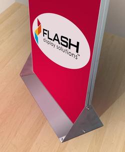 Flash Custom Feet