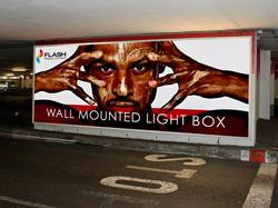 Flash Integrated Lightbox
