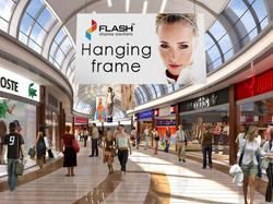 Flash Hanging Frame