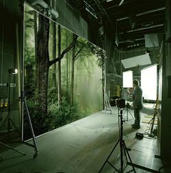 Photo shoot set