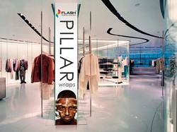 Flash Pillar Wraps