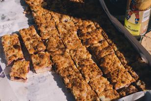 Homomade snacks