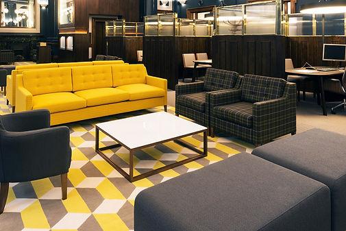 Bute Fabrics_Workplace Project_Royal Bank of Scotland London