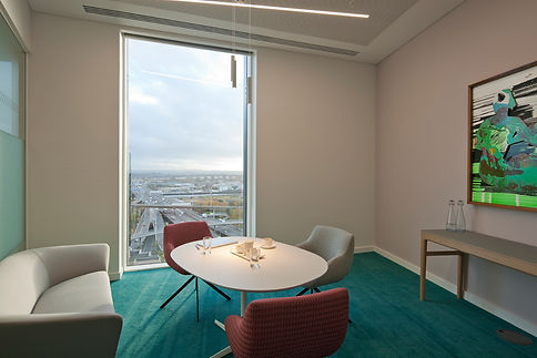 Bute Fabrics_Workplace Project_KPMG Glasgow_Photography by David Harbour