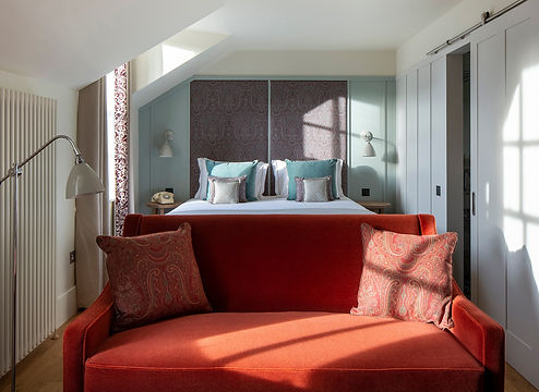 Bute Fabrics_Hospitality Project_Abbey Strand Apartments Edinburgh