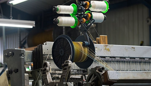 Bute Fabrics_Mill at Work_Photo Credit Gordon Burniston