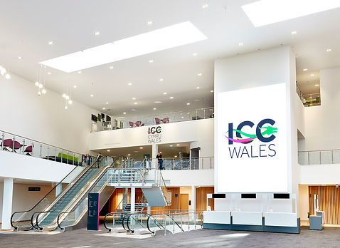 Bute Fabrics_Auditoria Project_International Convention Centre Wales_Reception