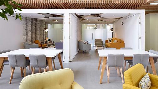 Bute Fabrics_Healthcare Project_Thistle Centre Edinburgh