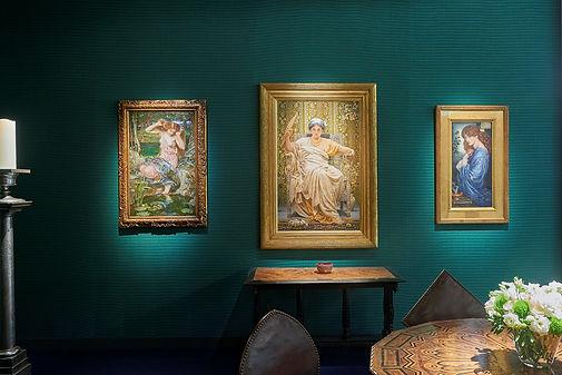 Bute Fabrics_Hospitality Project_Agnews Gallery London & New York