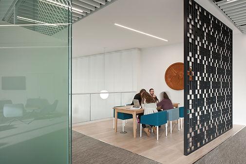 Bute Fabrics_Workplace Project_KPMG Glasgow