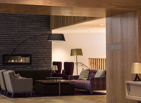 Bute Fabrics_Healthcare Project_The Prince of Wales Hospice Glasgow