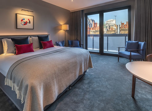 Bute Fabrics_Hospitality Project_The Resident Covent Garden