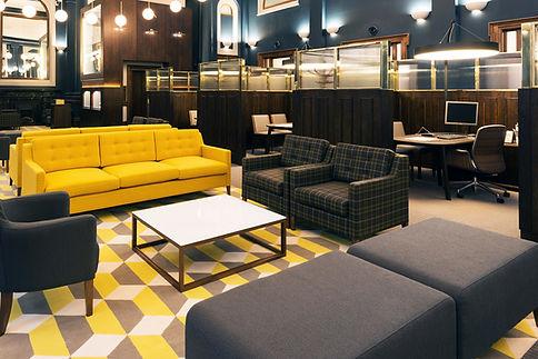 Bute Fabrics_Hospitality Project_Royal Bank of Scotland London