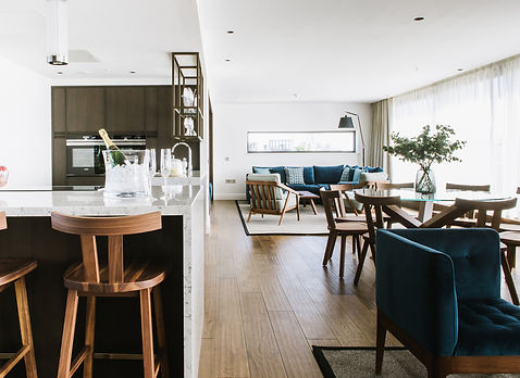 Bute Fabrics_Hospitality Project_The Edinburgh Grand_Suite Seating