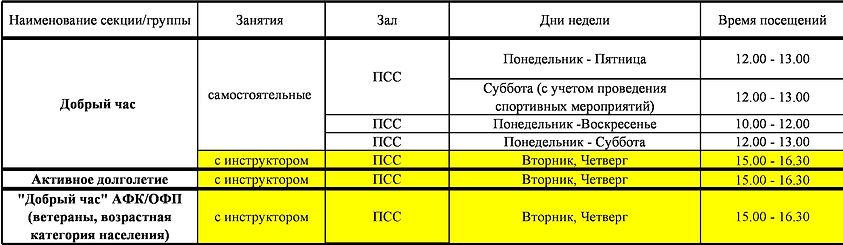 Расписание ДЧ,АД,ГЗ Морозов А.В. 2020 (1