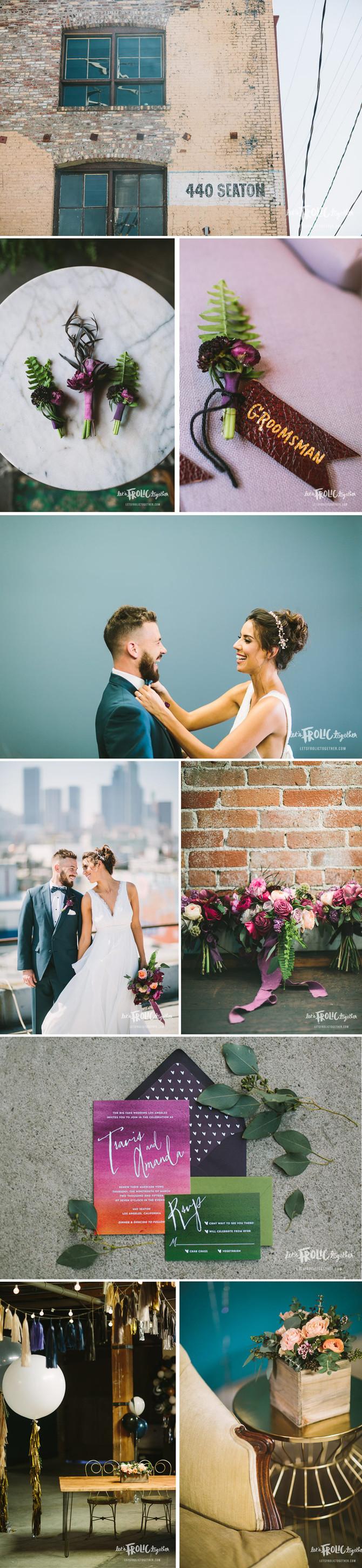 Highlight:  The Big Fake Wedding!