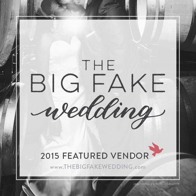 The Big Fake Wedding!!