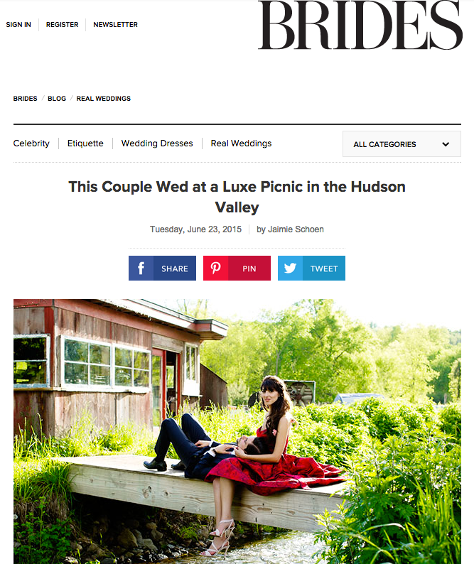 Feature: Brides.com
