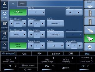 Touch Panel GUI