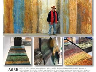 November/December Featured Artist: Mike Elsass