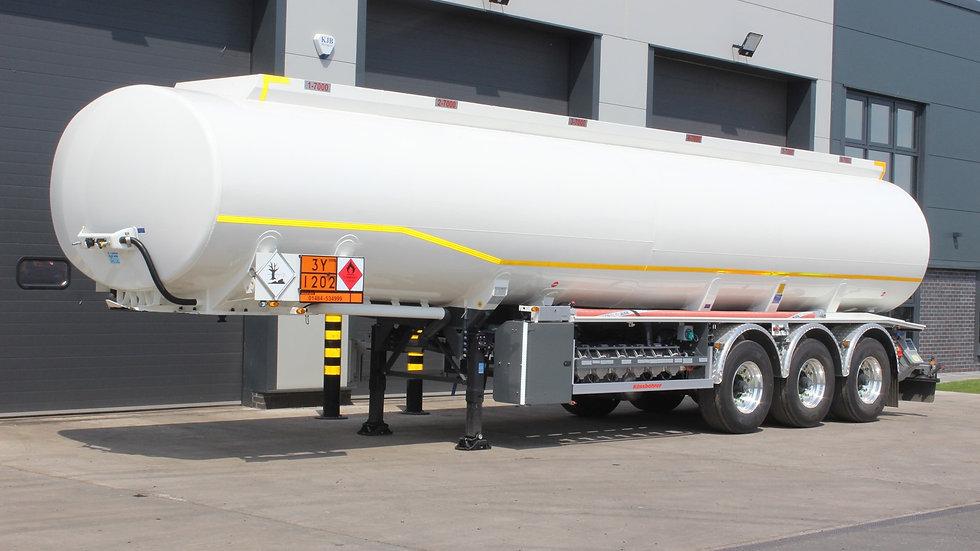 Kassbohrer Tri Axle 42000ltr Tanker Trailer (New / Unused)