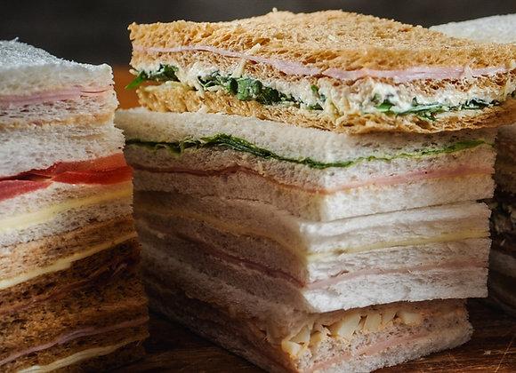 Sandwiches de Miga Clásicos