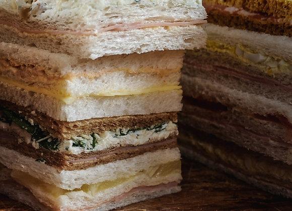 Sandwiches de Miga Especiales