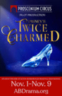 Twice Charmed Large Poster Final Version