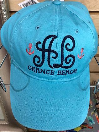Orange Beach, AL Baseball Cap