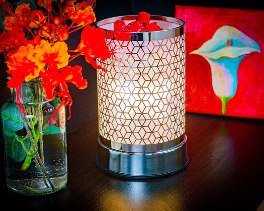 Scentchips Crystal Contempo Touch Warmer