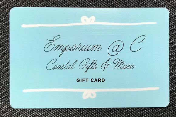 Emporium @ C Gift Card (you choose the amount)