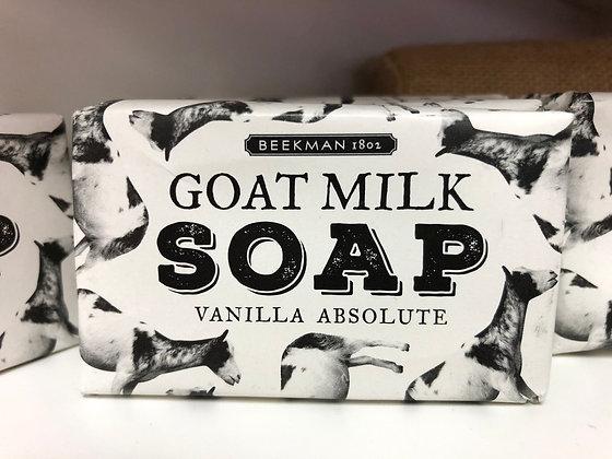 Goat Milk Soap - Vanilla Absolute