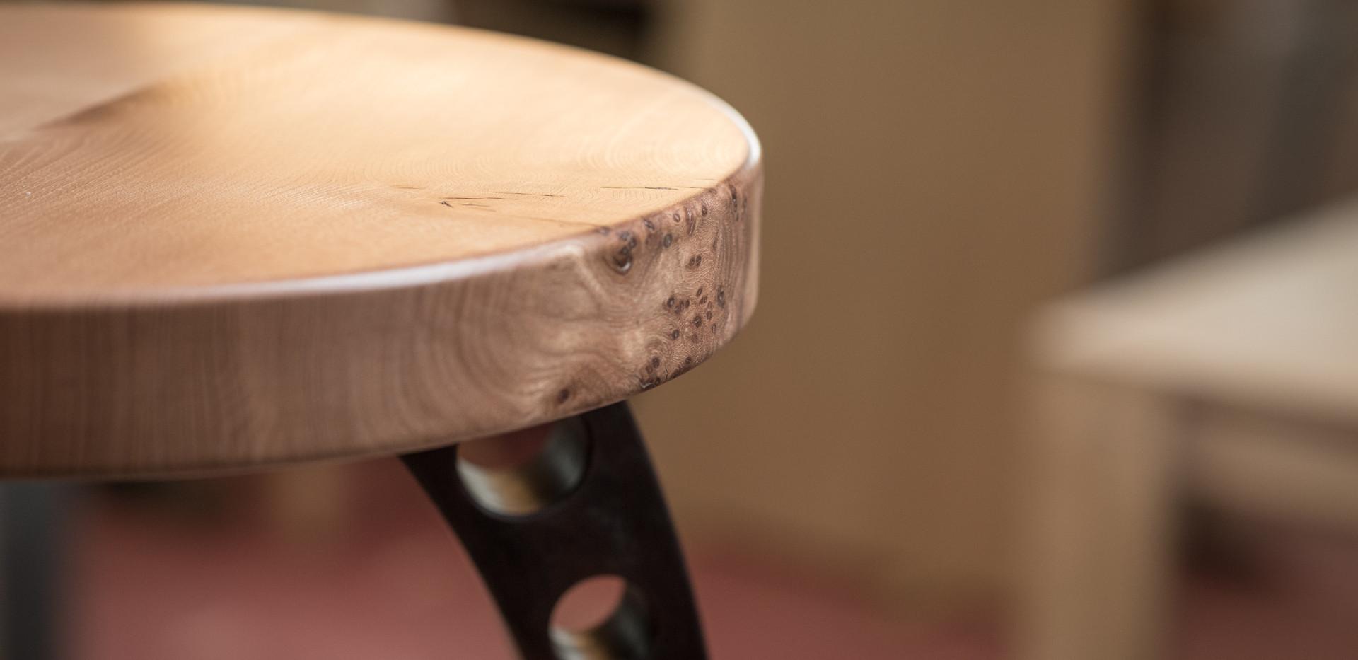 Elm Stool by Hatstand Design