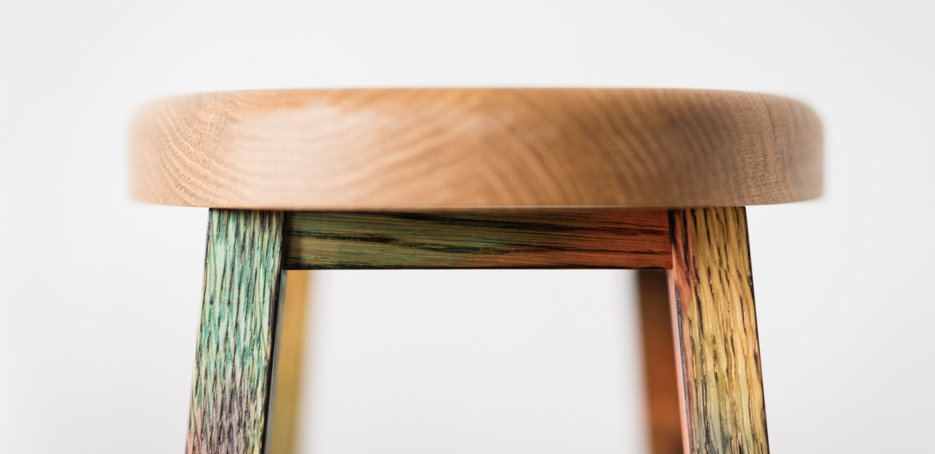 GRAFFITI - FLARED, The Bar Stool Collection