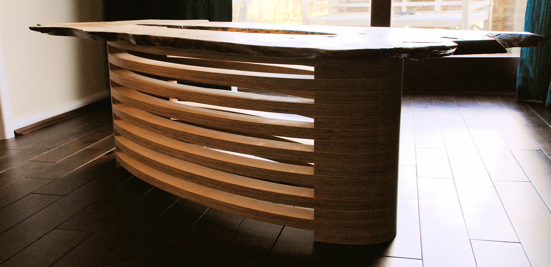 Elm & Birch Coffee Table by Hatstand Design