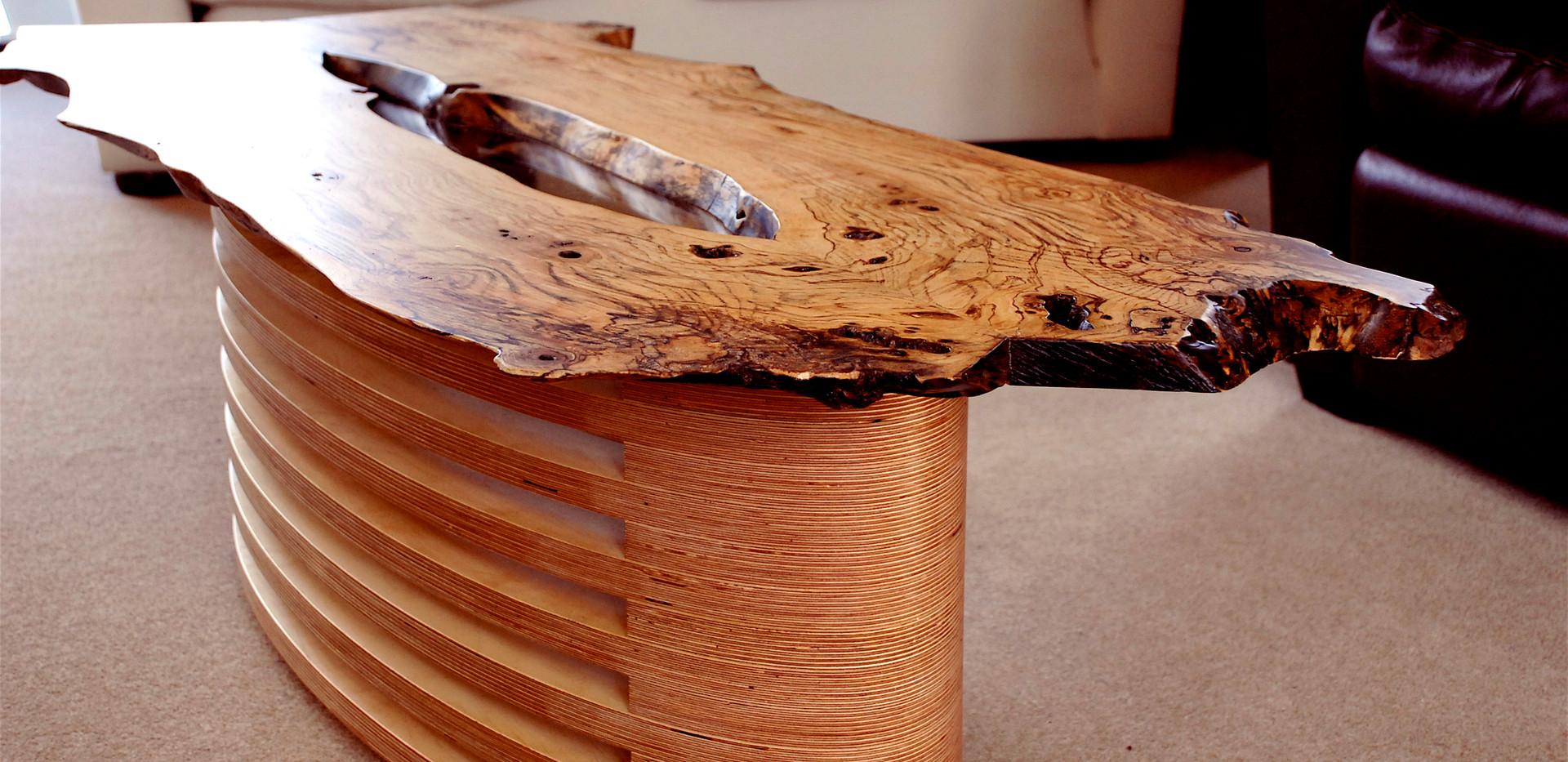Elm & Birch Coffee Table by Hatstand Design