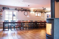 Restoran, 1. korrus
