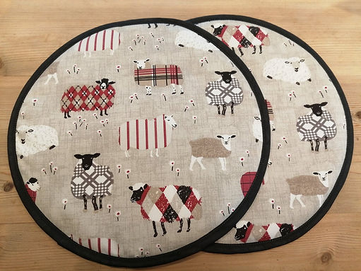bhappy aga hob covers - made in the UK