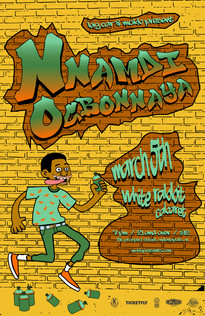 Nnamdi Ogbonnaya Poster