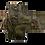 Thumbnail: Green Cross Jasper Agate Pendant