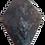 Thumbnail: Brown Diamond Shaped Pendant