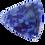 Thumbnail: Blue Triangle Agate Pendant