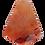 Thumbnail: Orange Triangle Dragon's Vein Pendant