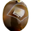 Thumbnail: Oval Brown Agate Pendant