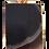 Thumbnail: Slate Green Rectangle Agate Pendant