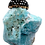 Thumbnail: Raw Blue Howlite Pendant